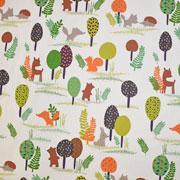 animaux de la forêt